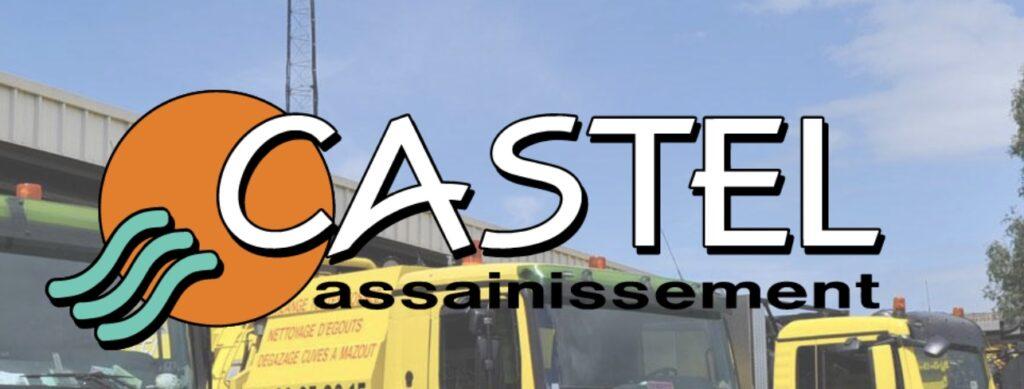 CASTEL ASSAINISSEMENT logo