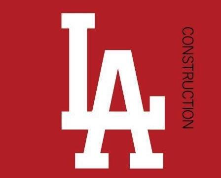 LA CONSTRUCTION logo