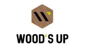 WOOD'S UP logo